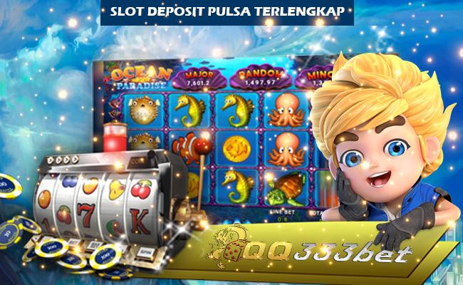 Permainan Judi Slot Online Termurah Jackpot Terbesar